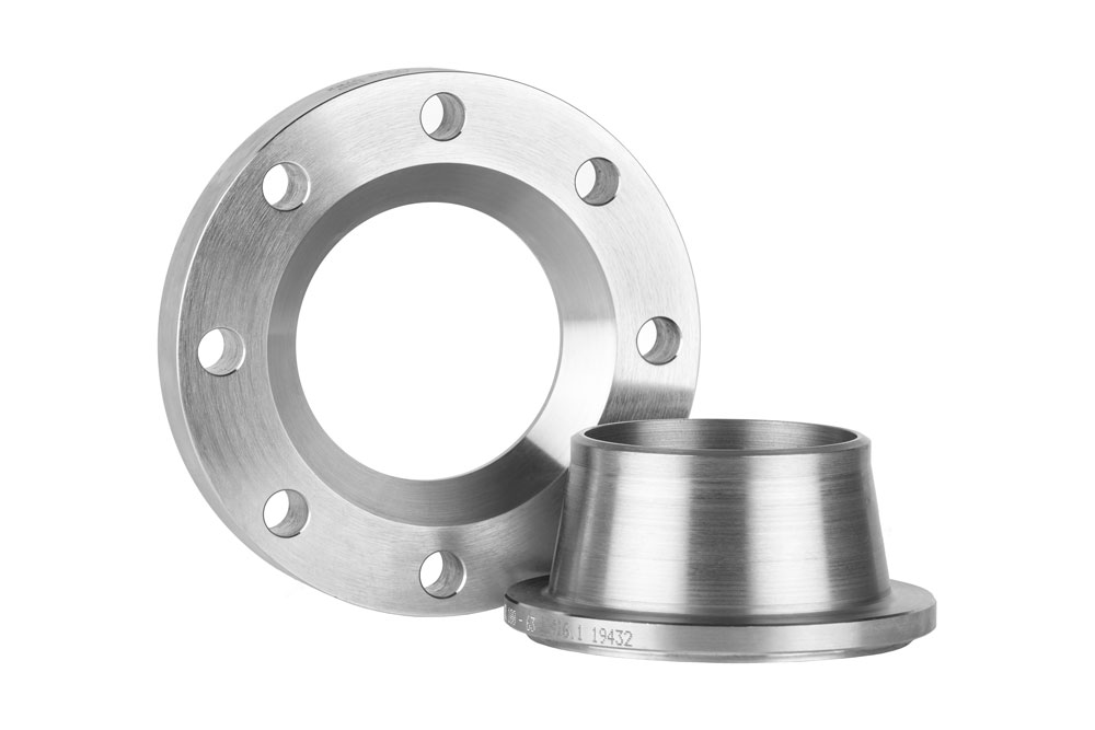 Lap Joint flange, Stub end