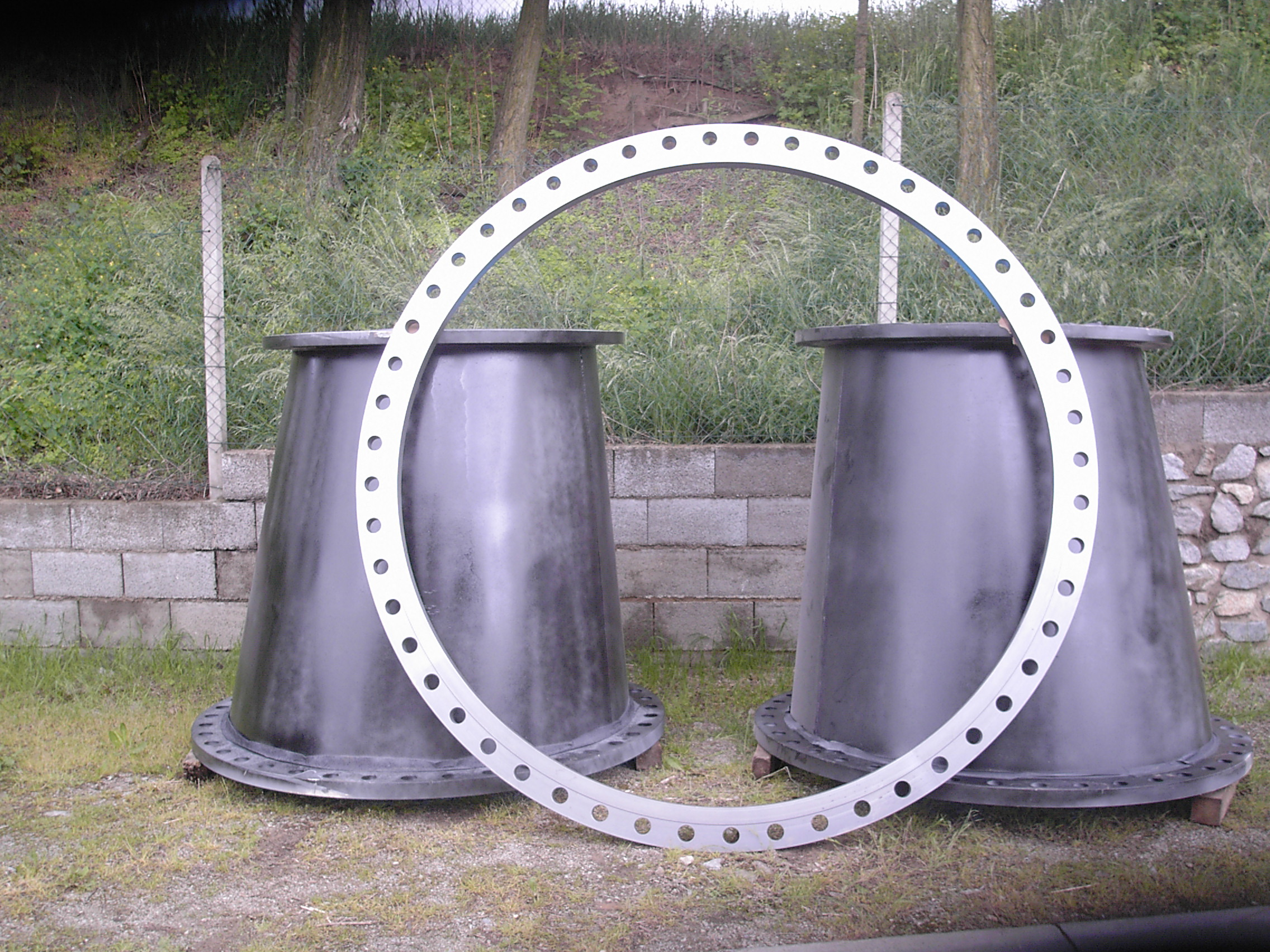 Production - flanges